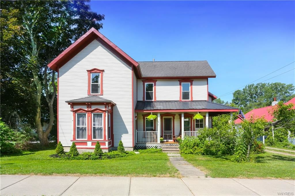 8828 State Road, Colden, NY 14033 - #: B1280305