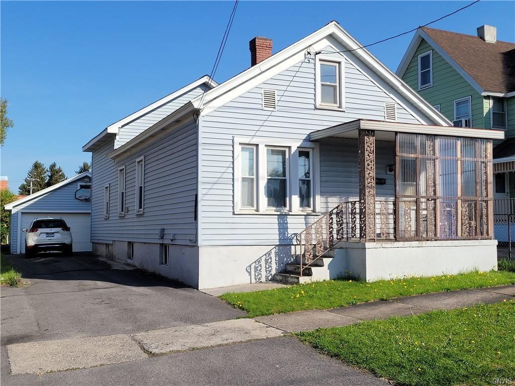 1203 St Vincent Street, Utica, NY 13501 - MLS#: S1338305