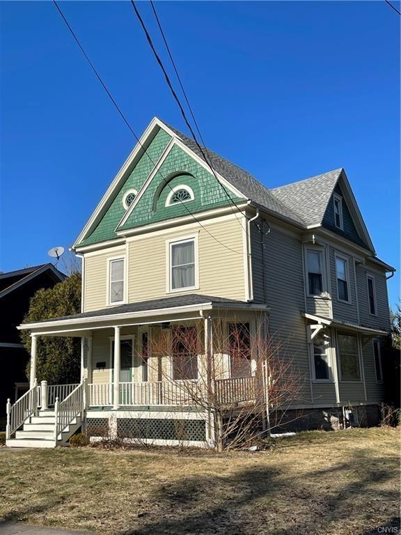 527 Broad Street, Oneida, NY 13421 - MLS#: S1323308