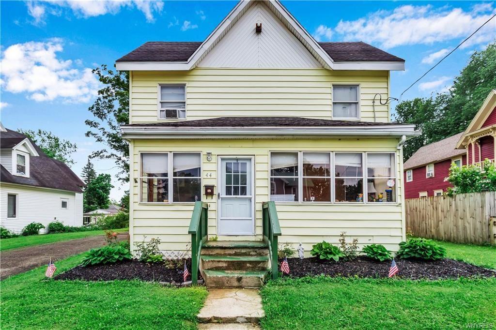 44 Park Street, Springville, NY 14141 - #: B1269309