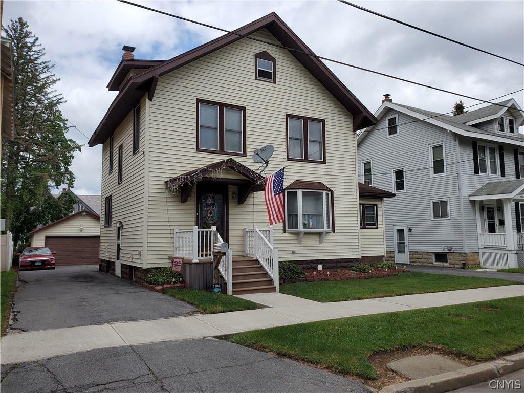 2108 Ottillia Street, Utica, NY 13501 - MLS#: S1359312