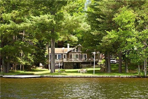 Photo of 108 Wintergreen Point Road, Old Forge, NY 13420 (MLS # S1346314)