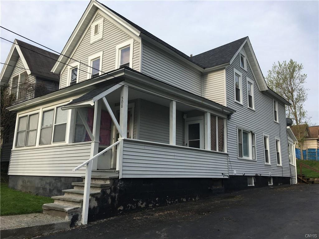 508 Arthur Street, Syracuse, NY 13207 - MLS#: S1338314