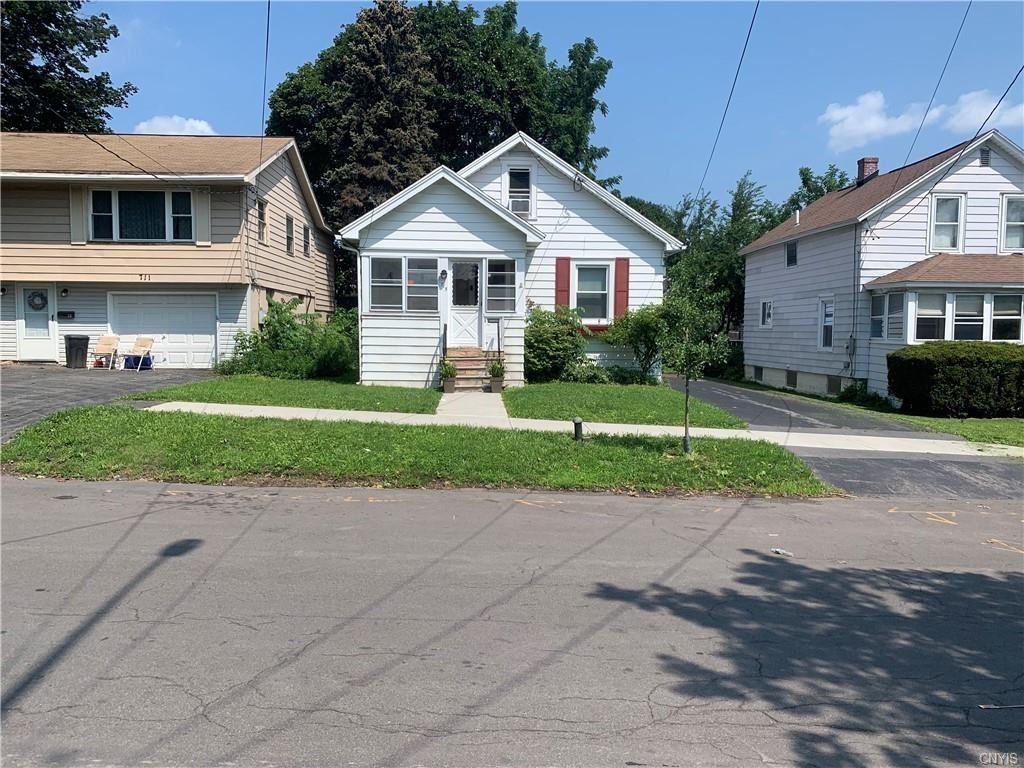 715 Caleb Avenue, Syracuse, NY 13206 - MLS#: S1352314