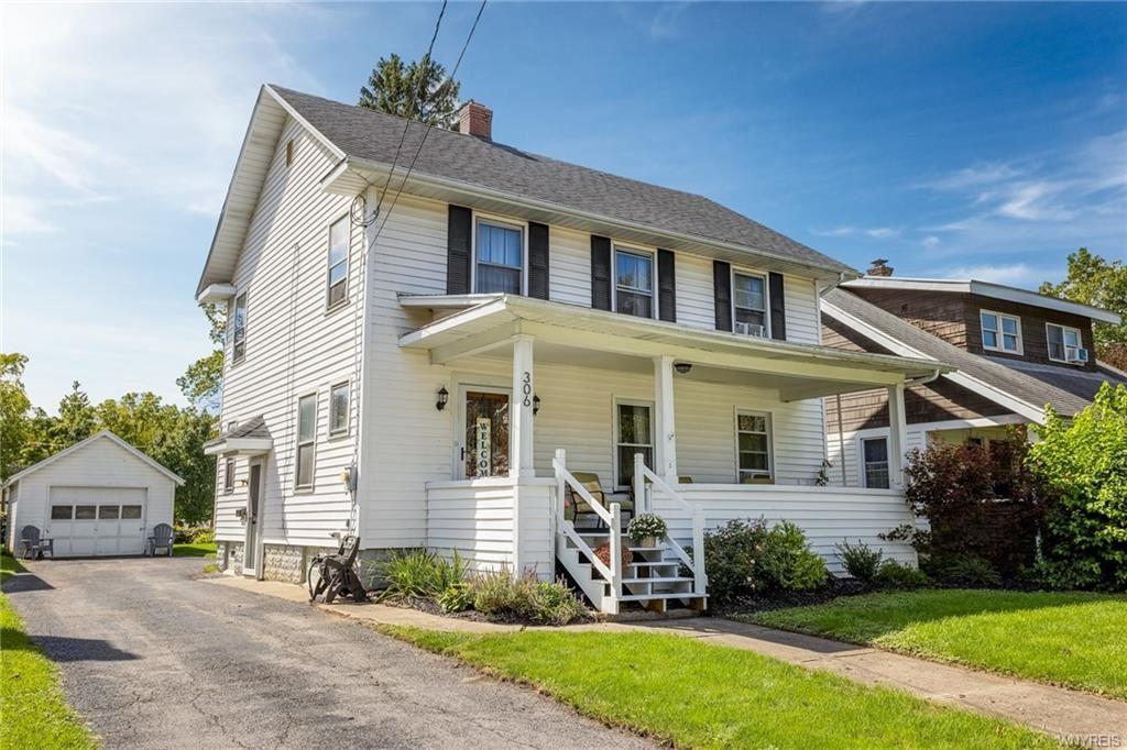306 S Jackson St, Batavia, NY 14020 - MLS#: B1367315
