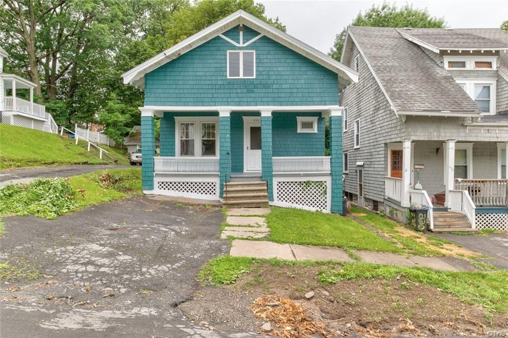 224 Markland Avenue, Syracuse, NY 13207 - MLS#: S1344315