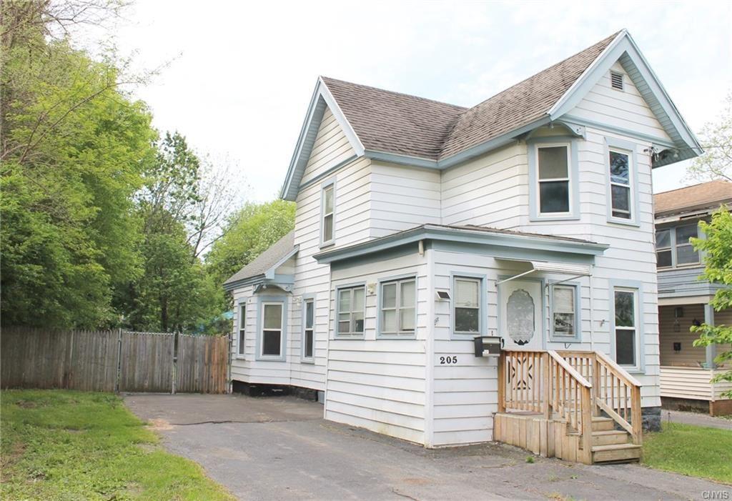 205 Cayuga Street, Syracuse, NY 13204 - #: S1338319