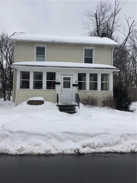 45 Foster Street, Canandaigua, NY 14424 - #: R1320320