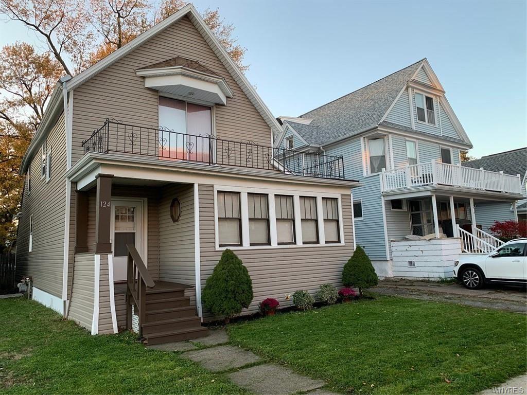 124 Hoyt Street, Buffalo, NY 14213 - #: B1306321
