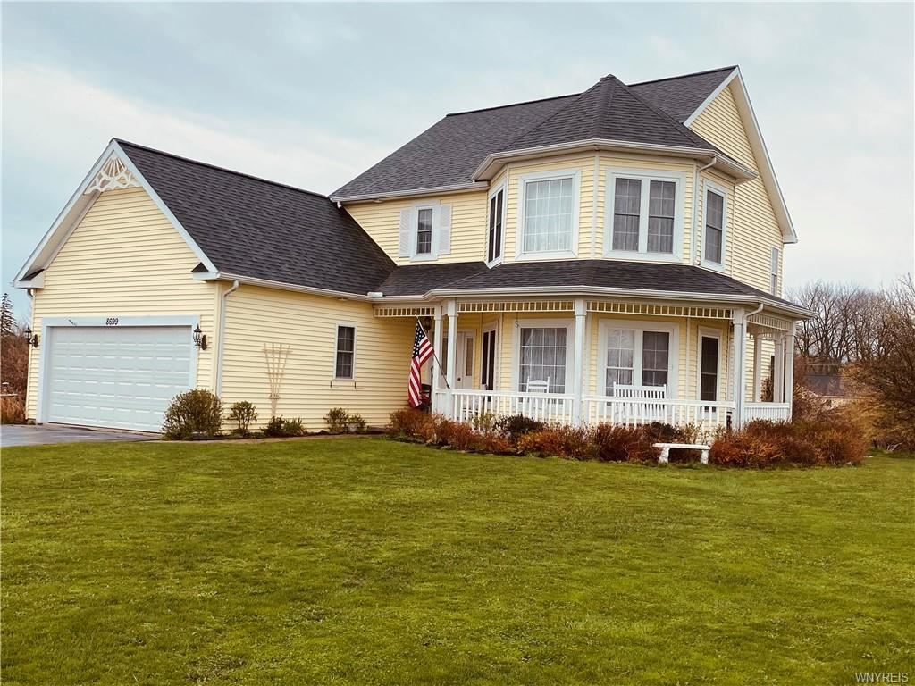 8699 Haven Lane, Le Roy, NY 14482 - #: B1330323