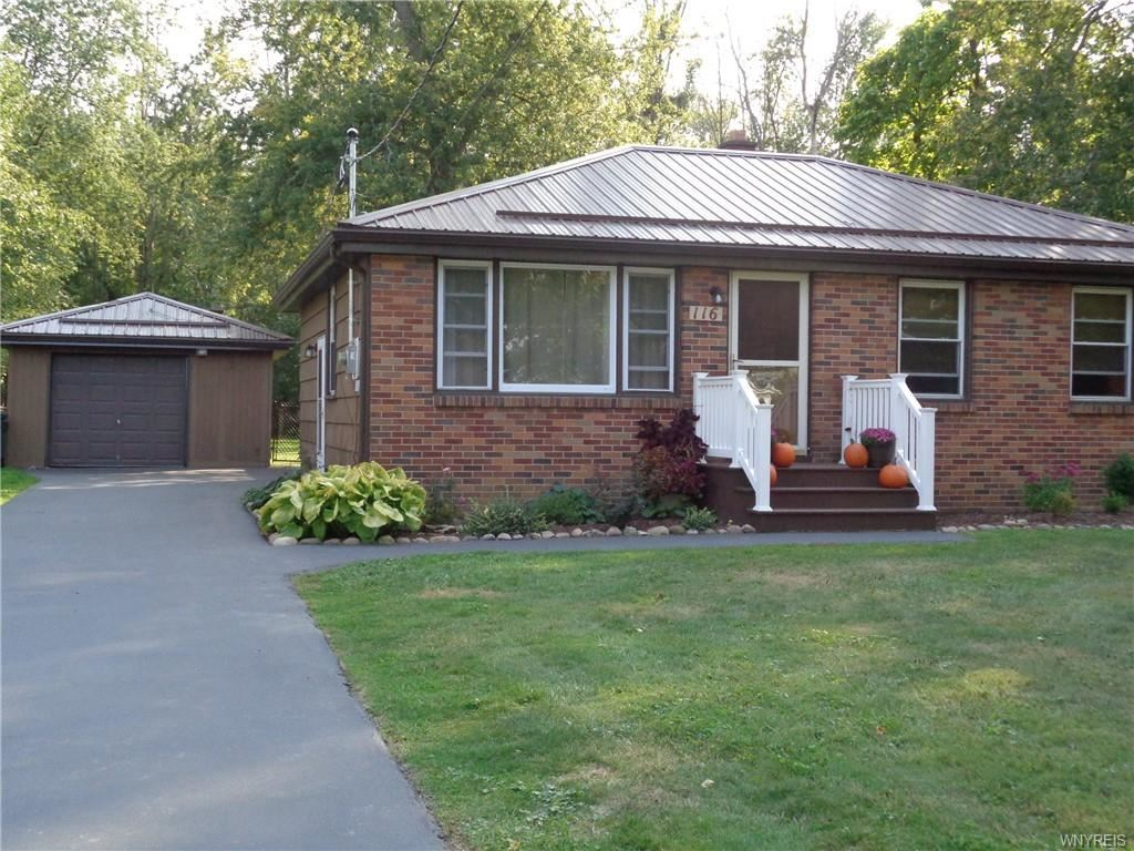 116 Reppien Place, Orchard Park, NY 14127 - #: B1297326