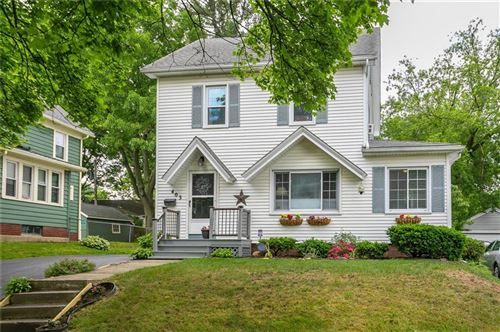Photo of 403 Spencer Road, Rochester, NY 14609 (MLS # R1343327)