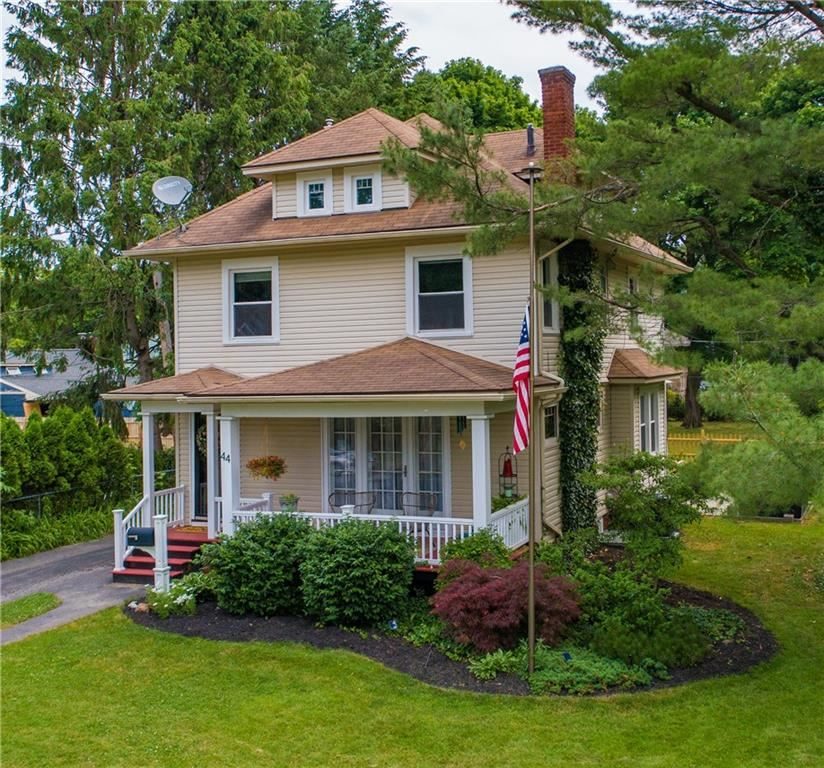 44 Hollywood Crescent, Rochester, NY 14617 - #: R1273333