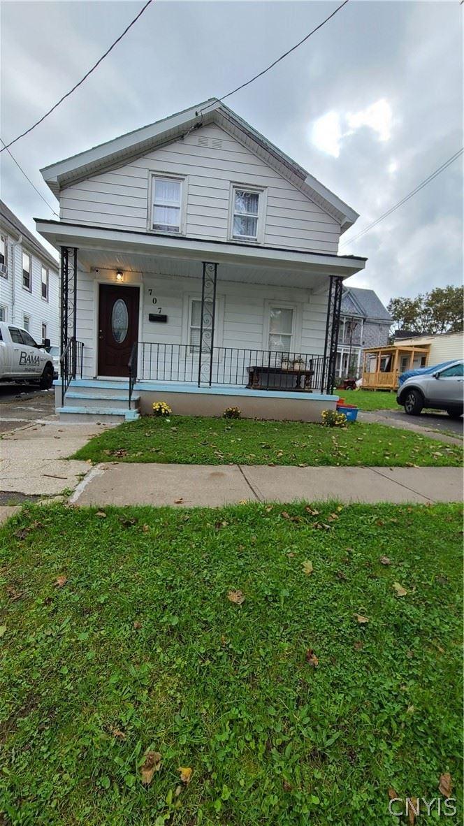 707 Nichols Street, Utica, NY 13501 - MLS#: S1371333