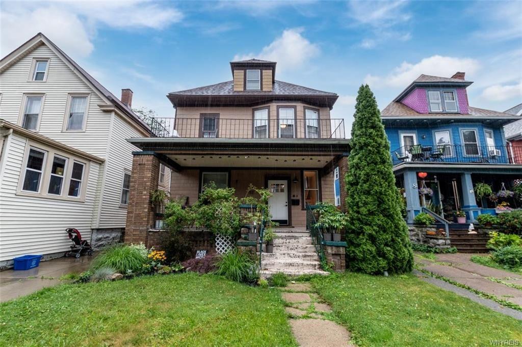 83 Greenfield Street, Buffalo, NY 14214 - #: B1350335