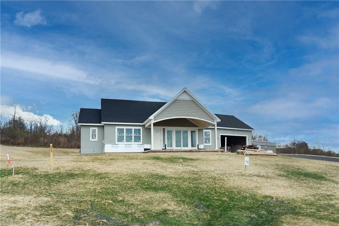 4512 Crystal Ridge Circle, Canandaigua, NY 14424 - MLS#: R1270340