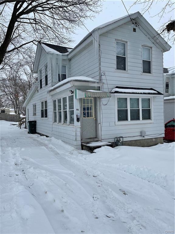 81 Liberty Street, Oswego, NY 13126 - MLS#: S1320345