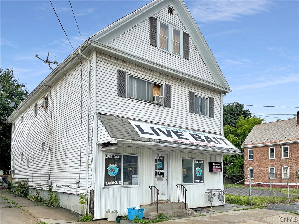 1010 Mohawk Street, Utica, NY 13501 - MLS#: S1349345