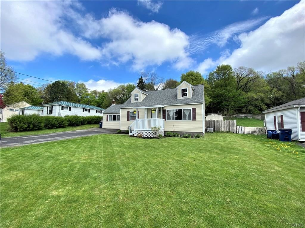 118 Hinsdale Road, Camillus, NY 13031 - MLS#: S1335348