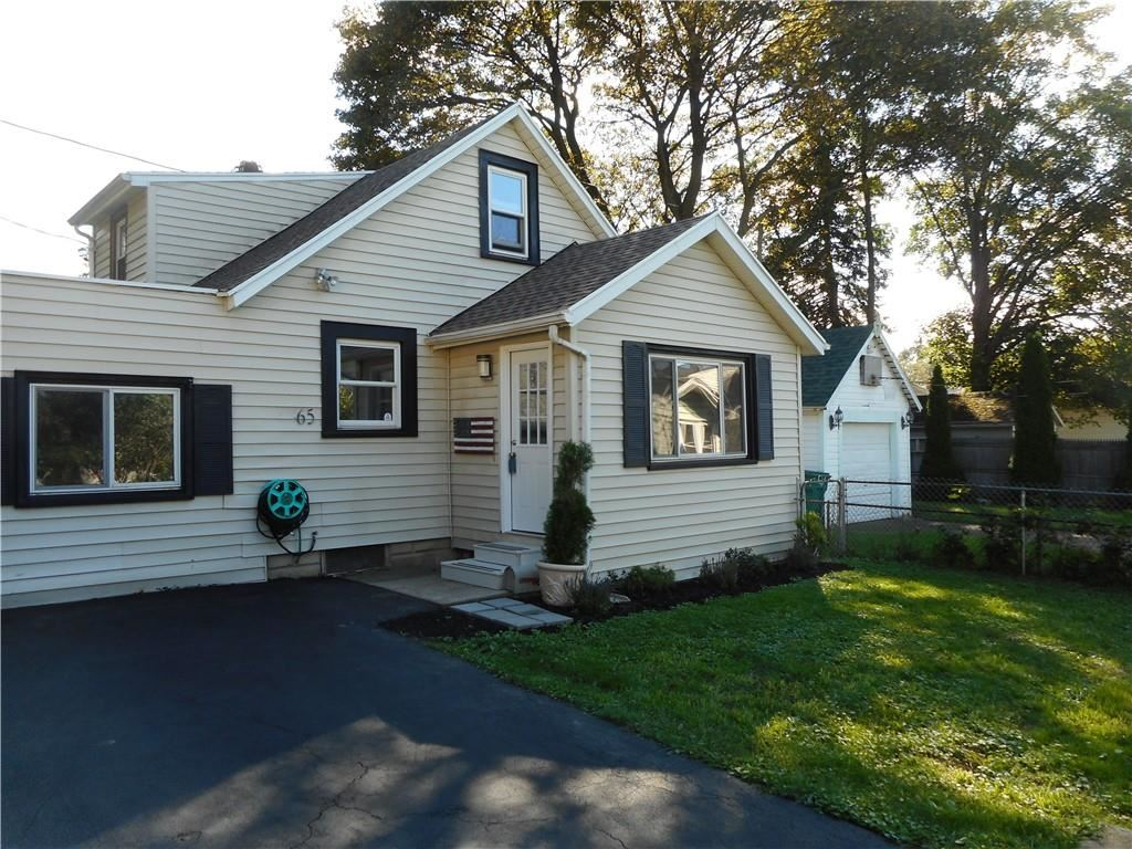 65 Worcester Road, Rochester, NY 14616 - MLS#: R1364354