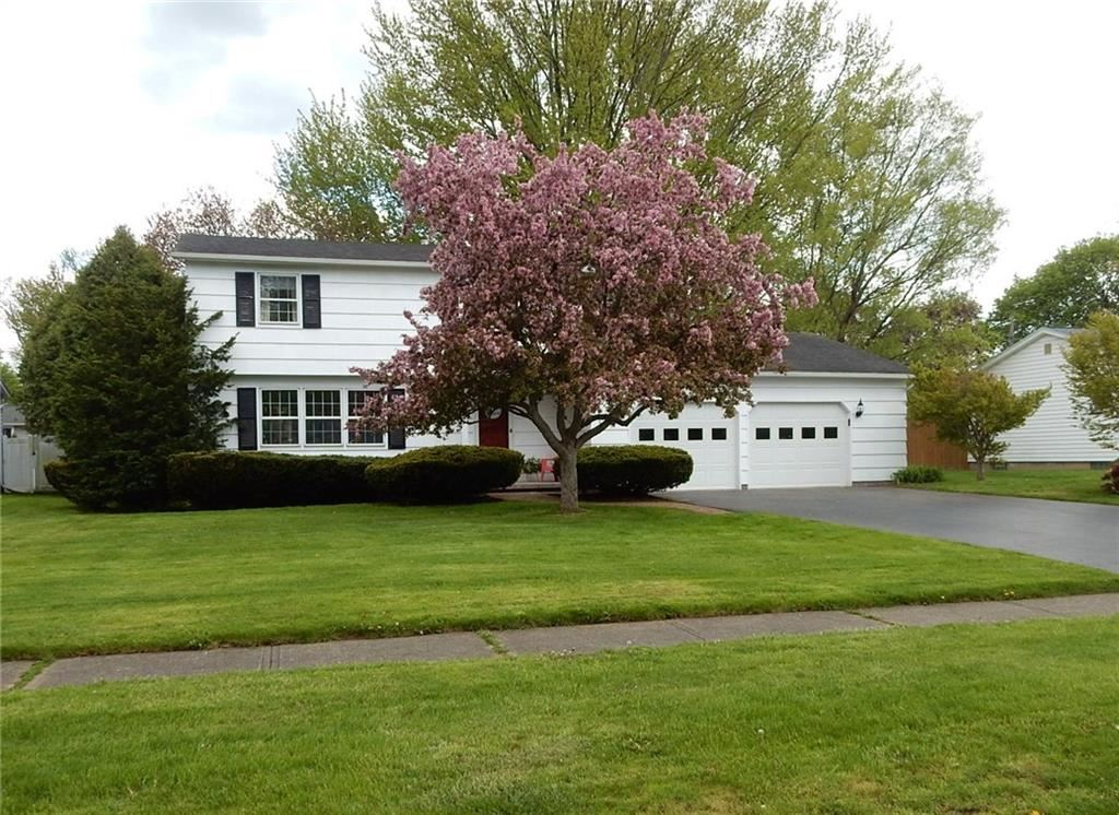119 Laurelwood Drive, Rochester, NY 14626 - #: R1336355