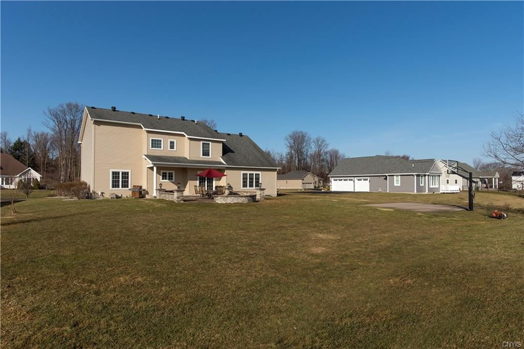 537 Bretts Way, Whitesboro, NY 13492 - MLS#: S1326355