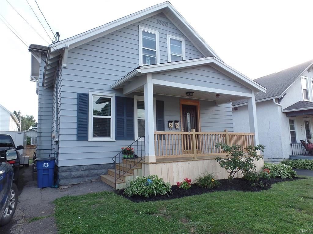 135 Lynch Avenue, Utica, NY 13502 - MLS#: S1287356