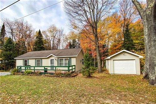 Photo of 4018 Lakeview Road, Old Forge, NY 13420 (MLS # S1305358)
