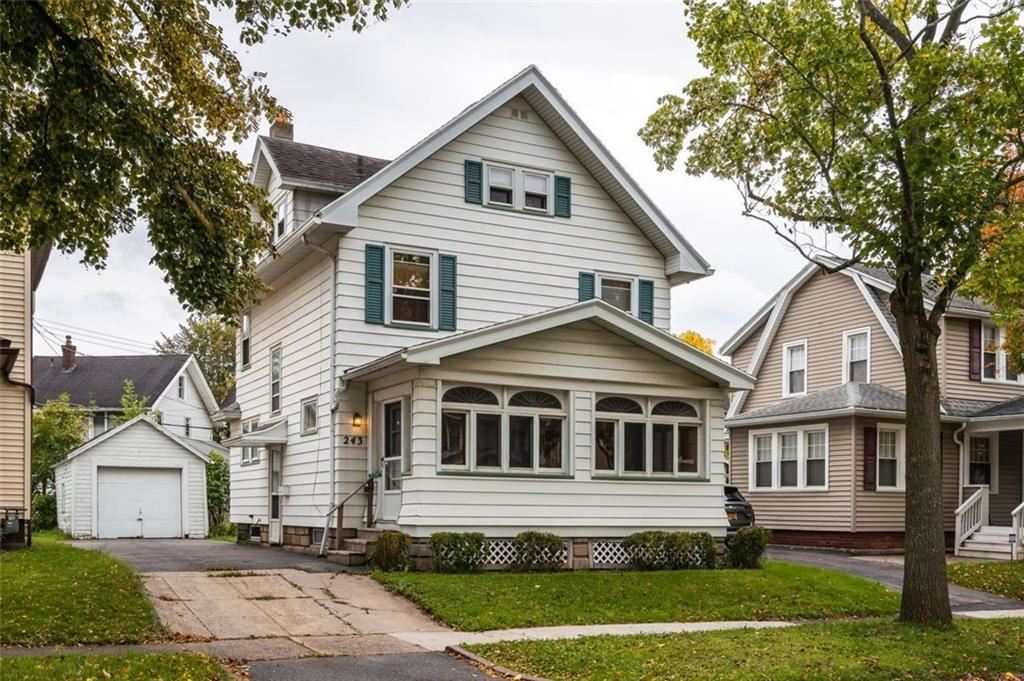243 Winbourne Road, Rochester, NY 14619 - MLS#: R1372361