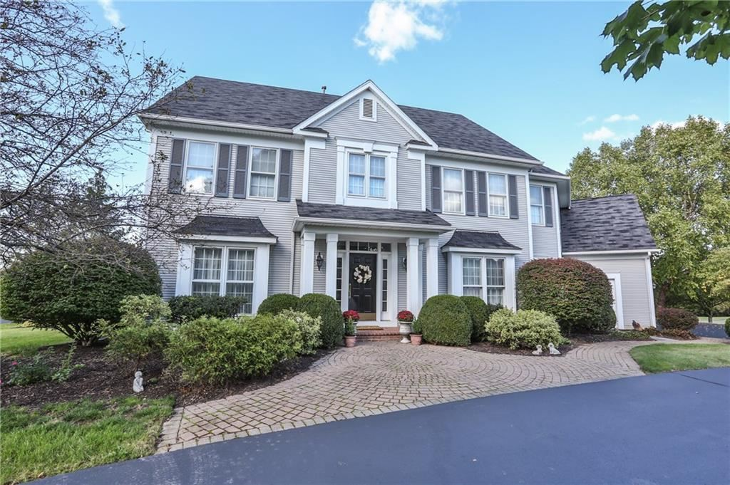 Photo for 7 Crownwood Circle, Pittsford, NY 14534 (MLS # R1256362)