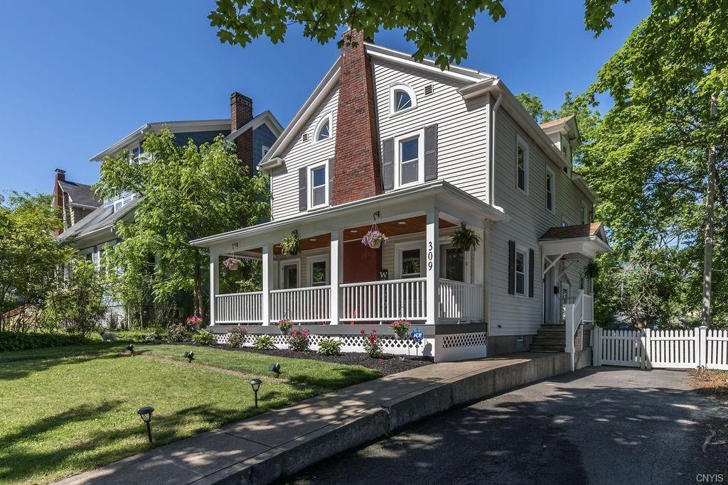 309 Scottholm Terrace, Syracuse, NY 13224 - MLS#: S1343363