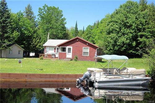 Photo of 182 1/2 Lone Pine Road N, Eagle Bay, NY 13331 (MLS # S1266368)