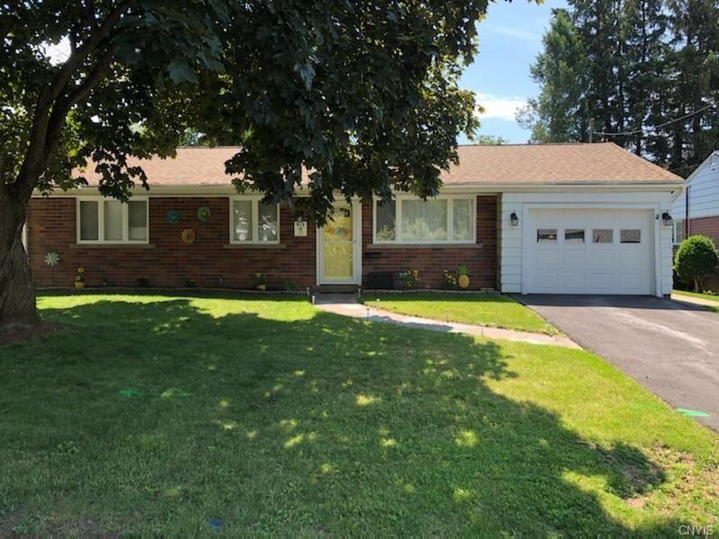 512 Cosby Road, Utica, NY 13502 - MLS#: S1355368