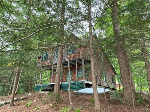Photo of 4674 State Route 28, Old Forge, NY 13420 (MLS # S1293370)