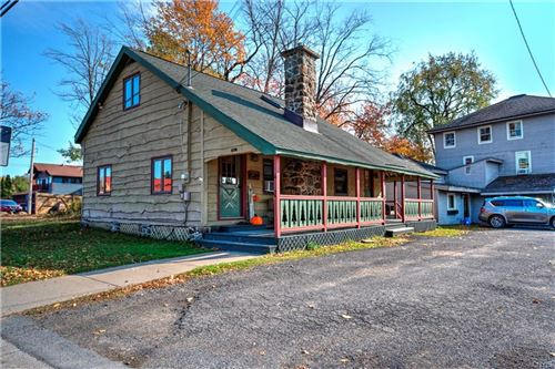 Photo of 3176 State Route 28, Old Forge, NY 13420 (MLS # S1300371)