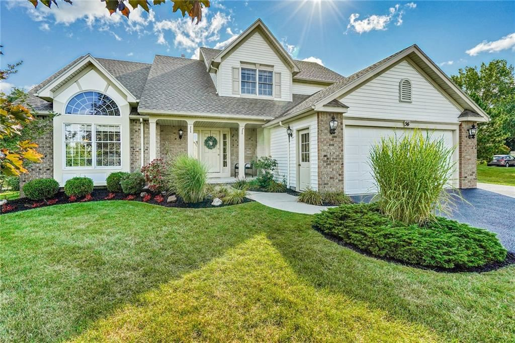 56 Meadows End, Webster, NY 14580 - MLS#: R1366371