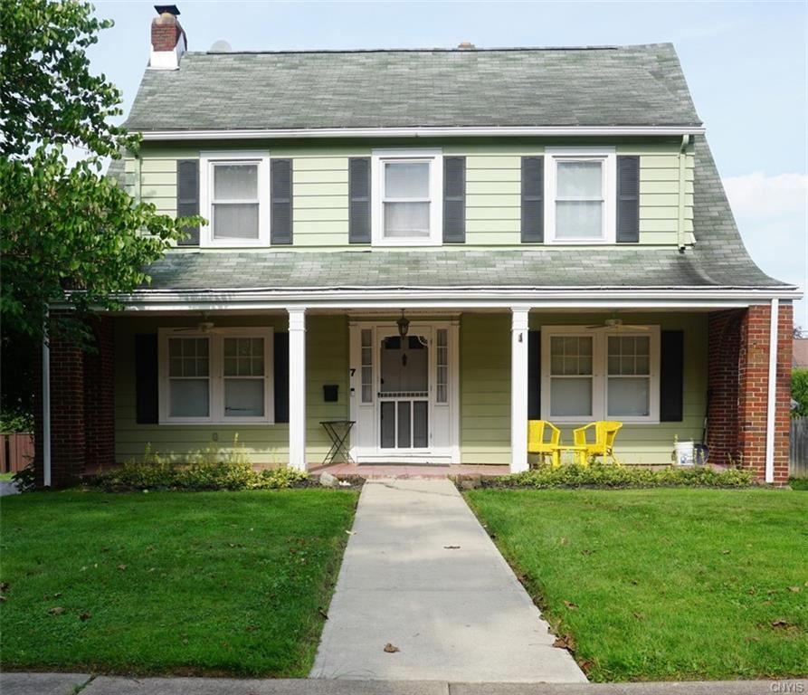 7 Geer Avenue, Utica, NY 13501 - MLS#: S1372374