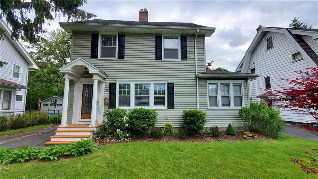 51 Briarcliffe Road, Rochester, NY 14617 - #: R1268377