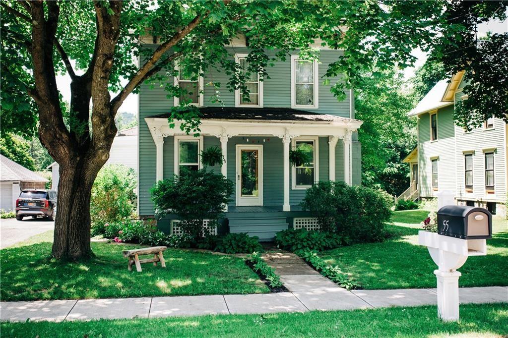 55 S Main Street, Moravia, NY 13118 - MLS#: R1342380