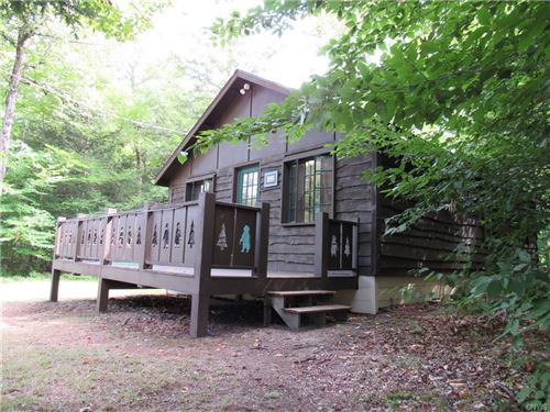 Photo of 2660 S Shore Road, Old Forge, NY 13420 (MLS # S1362385)