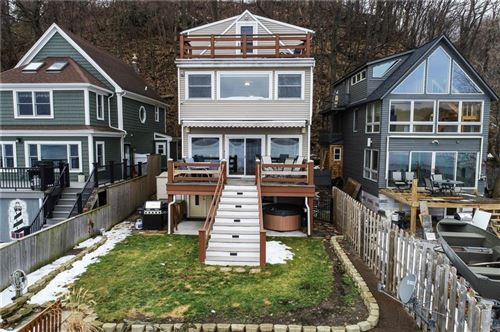 Photo of 323 Bay Front Lane N, Rochester, NY 14622 (MLS # R1252387)