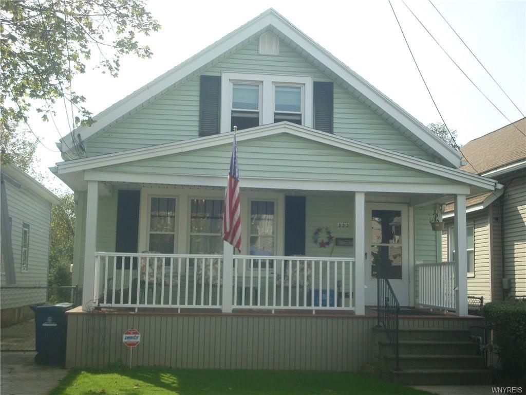 Photo for 333 Shirley Avenue, Buffalo, NY 14215 (MLS # B1371387)