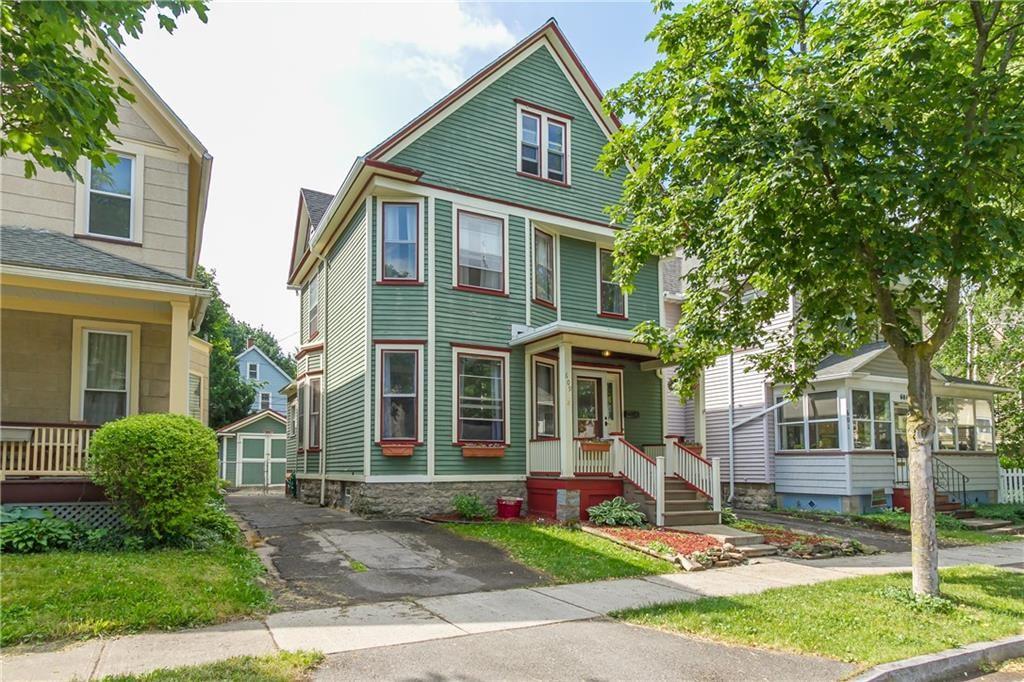 609 Linden Street, Rochester, NY 14620 - MLS#: R1343388