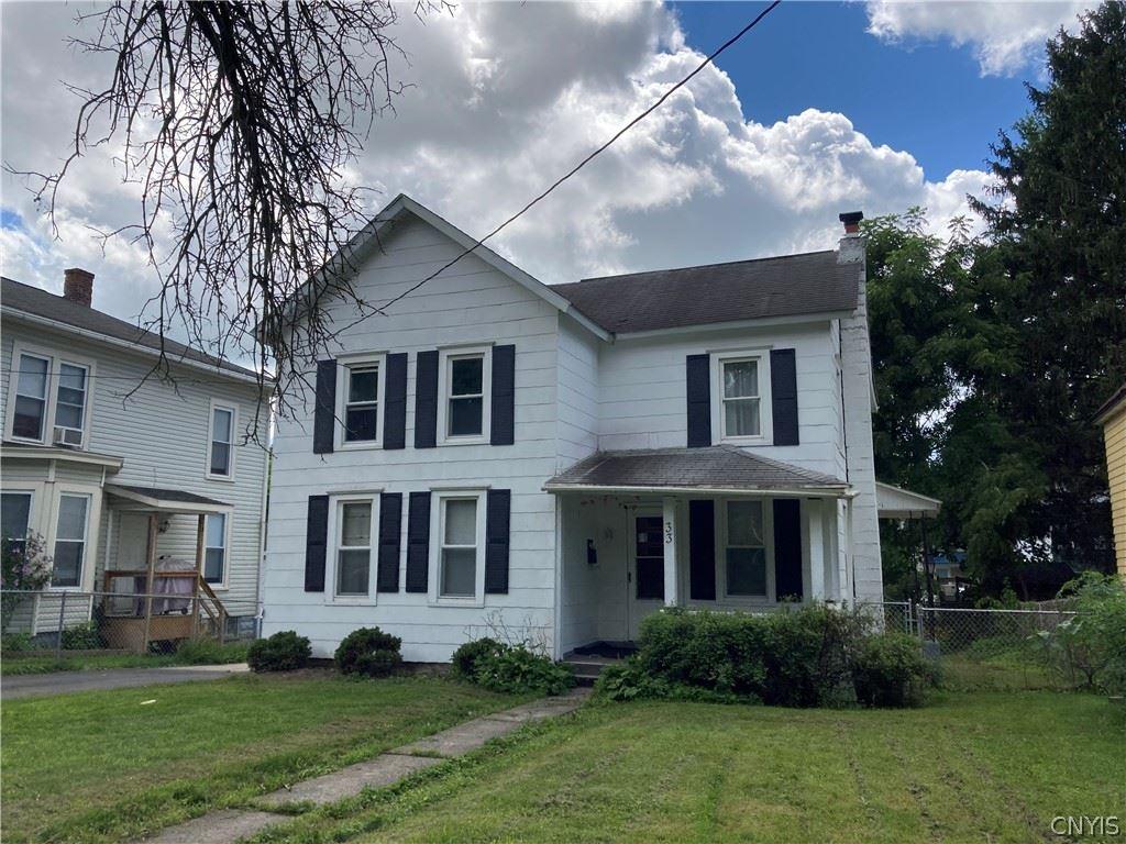 33 Wood Street, Auburn, NY 13021 - MLS#: S1356389