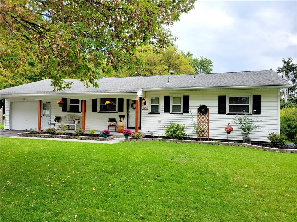 309 Angelus Dr, Rochester, NY 14622 - MLS#: R1372392