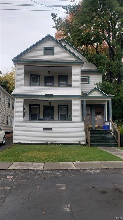 283-85 Genesee Park Drive, Syracuse, NY 13224 - MLS#: S1303394
