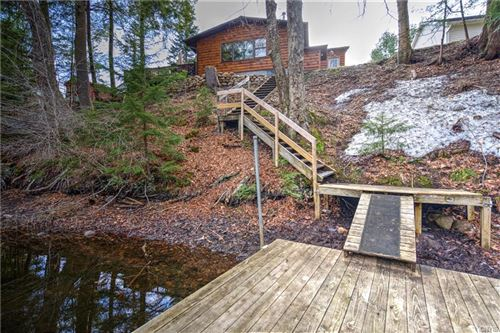 Photo of 129 Riverside Drive, Old Forge, NY 13420 (MLS # S1330396)