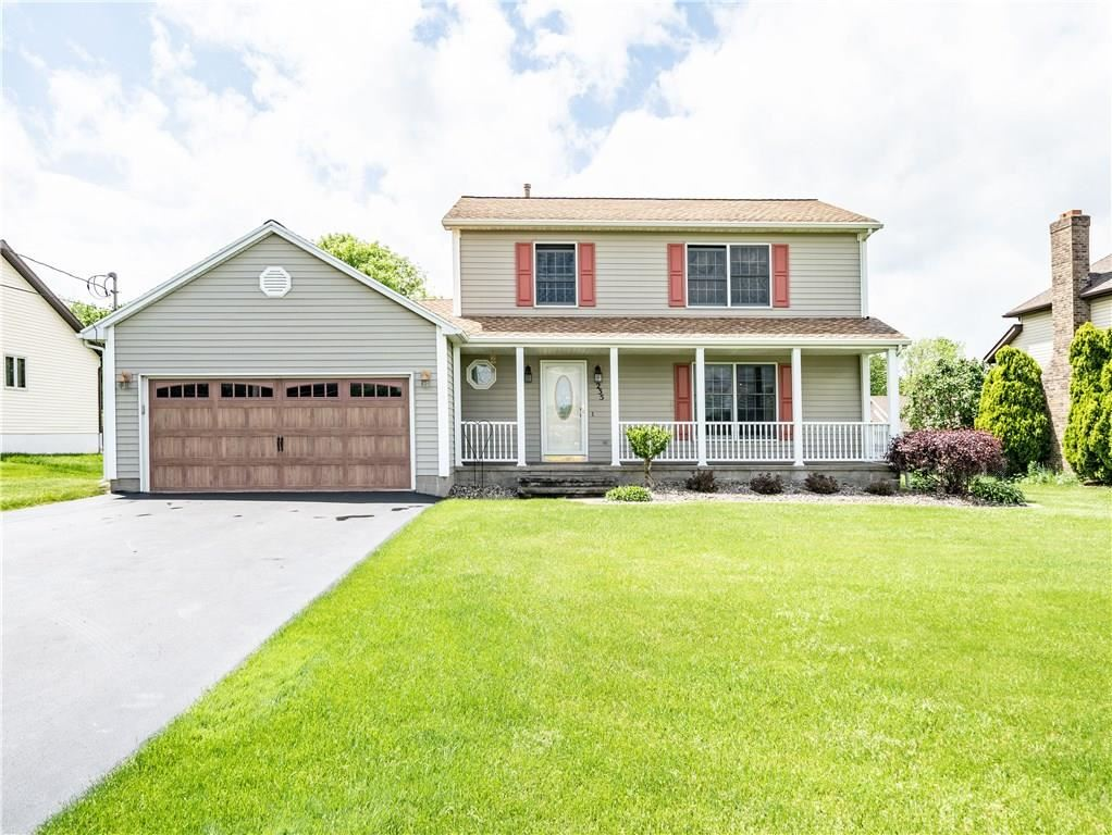 235 Island Cottage Road, Rochester, NY 14612 - #: R1273401