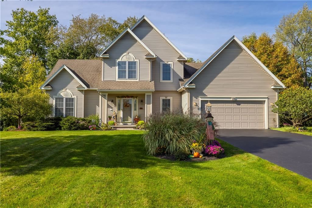 32 Terrace Hill Drive, Penfield, NY 14526 - #: R1371401