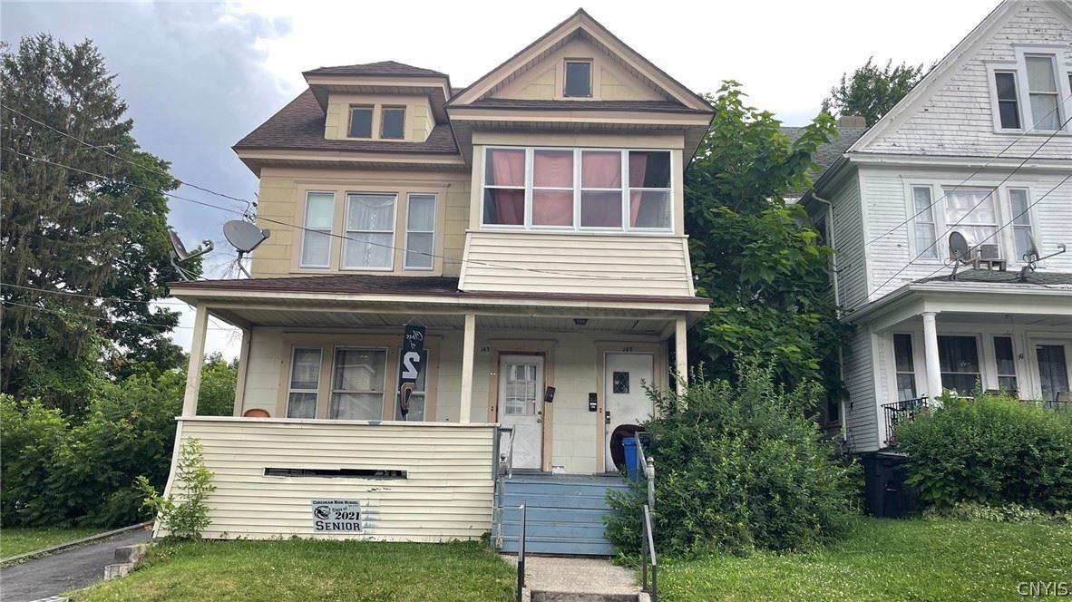 143 Reed Avenue #45, Syracuse, NY 13207 - MLS#: S1348401